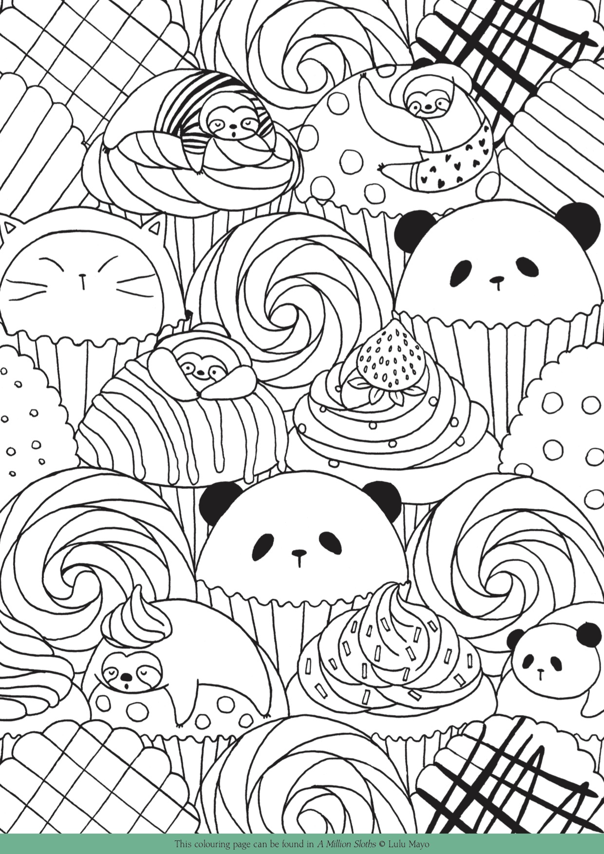 Free Downloadable Colouring Pages For Adults