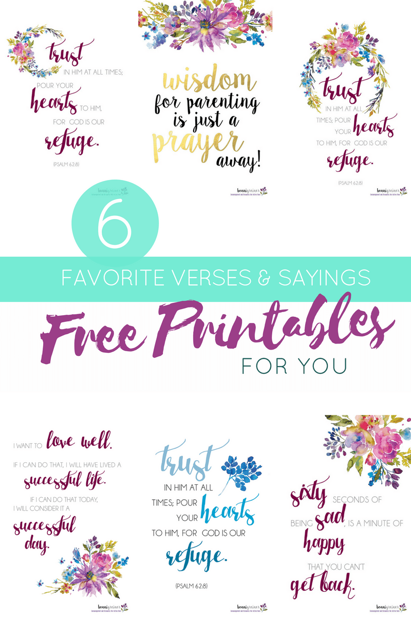 image relating to Free Printable Bible Verses identified as No cost Printable Bible Verses and Sayings Mother By way of Instance