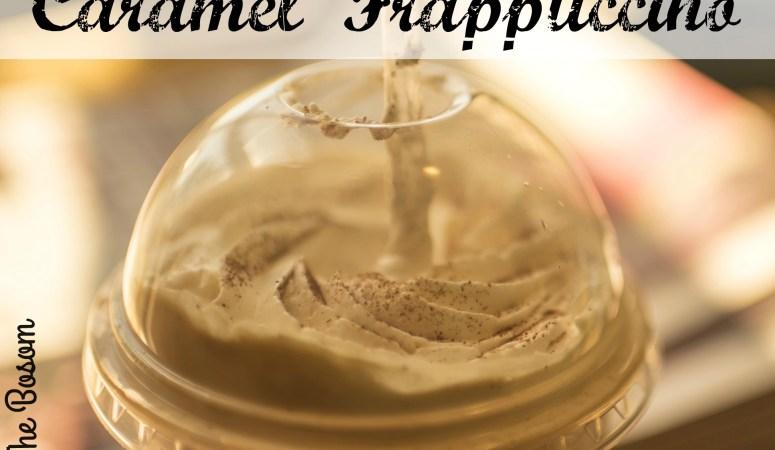 How to make Delicious Homemade Caramel Frappuccino