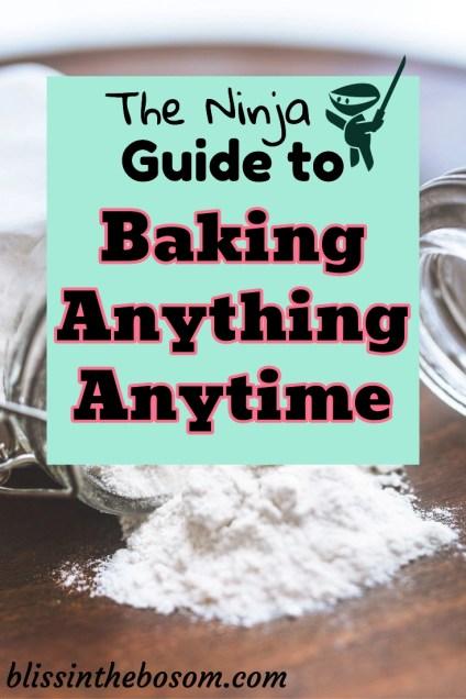 ninja baking hacks