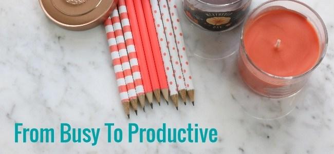 Batch Tasking Productivity Tips