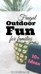 free outdoor fun