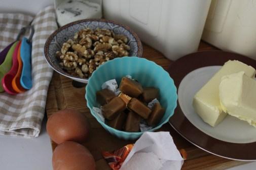 caramel drop cookie ingredients