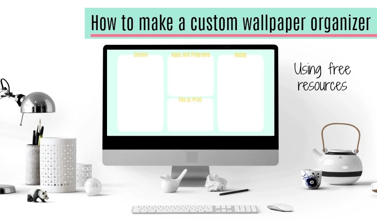how to make a wallpaper tutorial