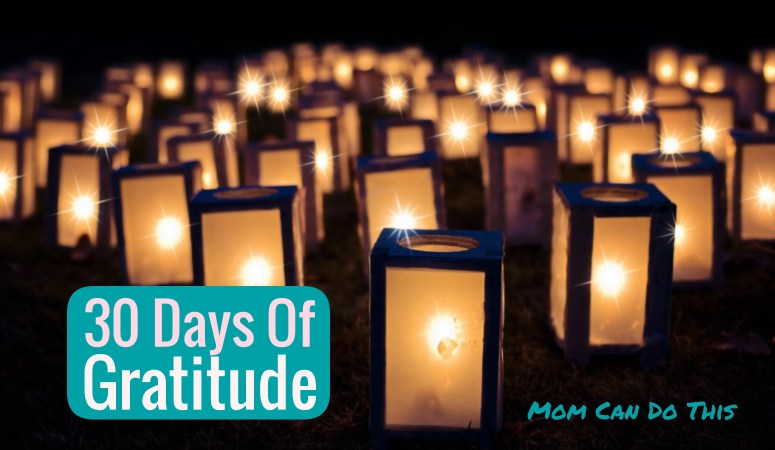 How to Be more grateful and become happy! 30 Days of Gratitude Challenge