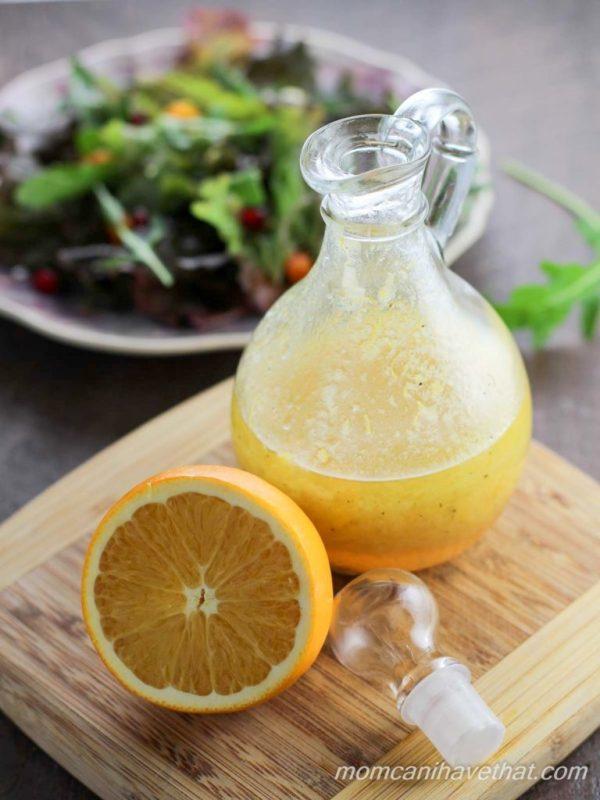 Orange Shallot Vinaigrette