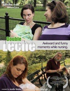 Funny Breastfeeding Video Double Leche Web Series