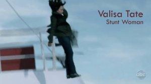 Valisa Tate stunt MomCave MomCaveTV