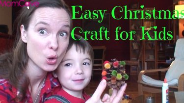 easy Christmas crafts for preschoolers kids momcave easy christmas crafts for kids