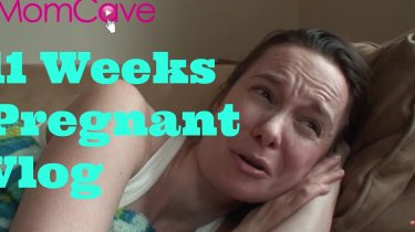 11 weeks pregnant vlog pregnancy vlog momcave