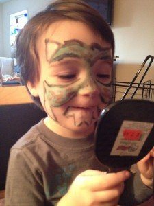 Rainy Day Activities for Kids MomCave Face Paint