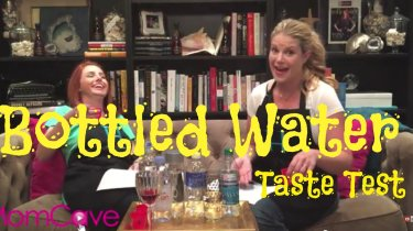 bottled water taste test hobbs and hayworth