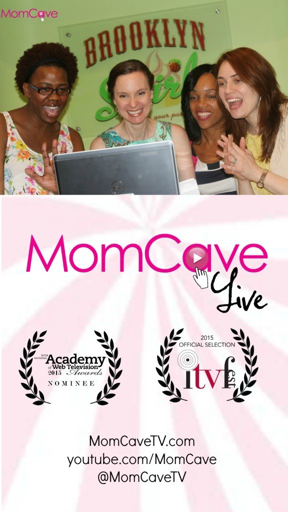 MomCave LIve, MomCave