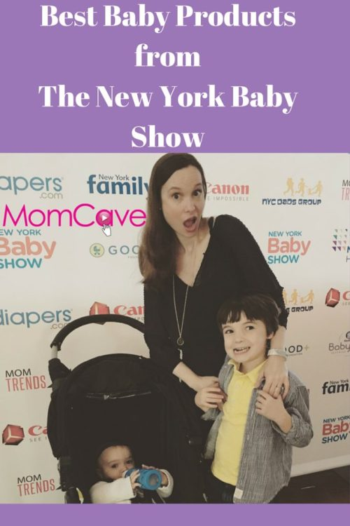 What's new in baby products? MomCave at the New York Baby Show