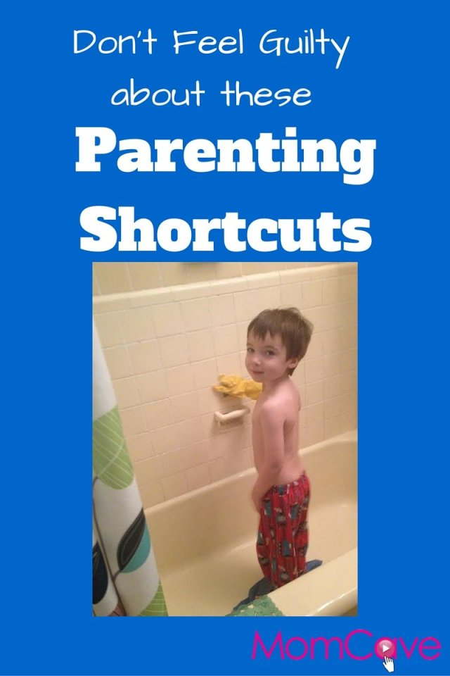 Parenting Shortcuts MomCave Huffington Post