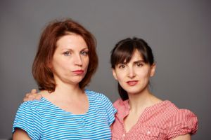 New UK Mum Comedy Sophie Trott Cara Jennings