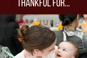 What Moms Are Thankful For MomCave