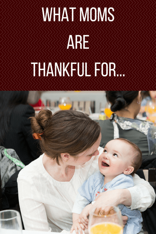 A Mother's Thanksgiving