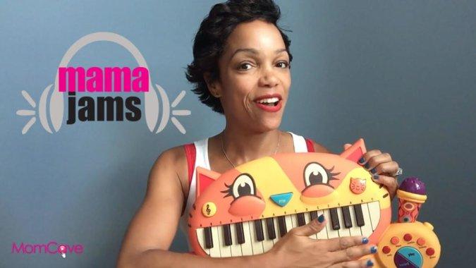 Stray Cat Strut Mama Jams MomCave