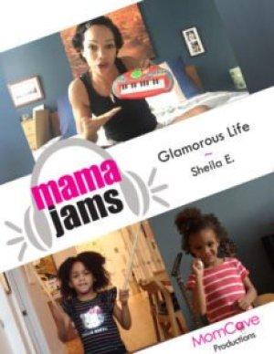 Glamorous Life Mama Jams MomCave