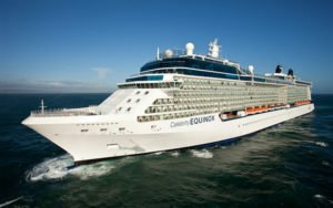 huge cruise ship on the water Mediterranean Cruise $2000 Mother's Day Gifts that won't break the bank