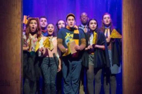 off-Broadway Harry Potter inspired comedy ticket giveaway MomCave