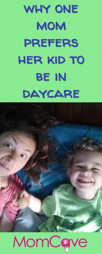 Benefits of Daycare MomCaveTV.com