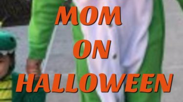 Sexy Mom Halloween MomCave