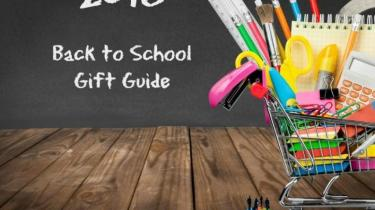 Back to School Gift Guide and Giveaways