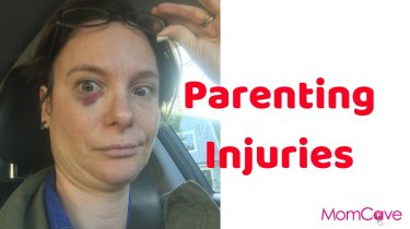 parenting injuries