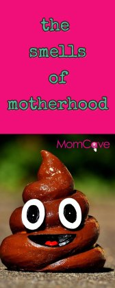 The Smells of Motherhood MomCave