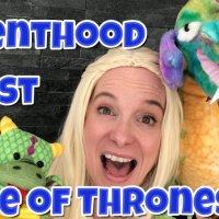 Parenting is JUST Like Game of Thrones