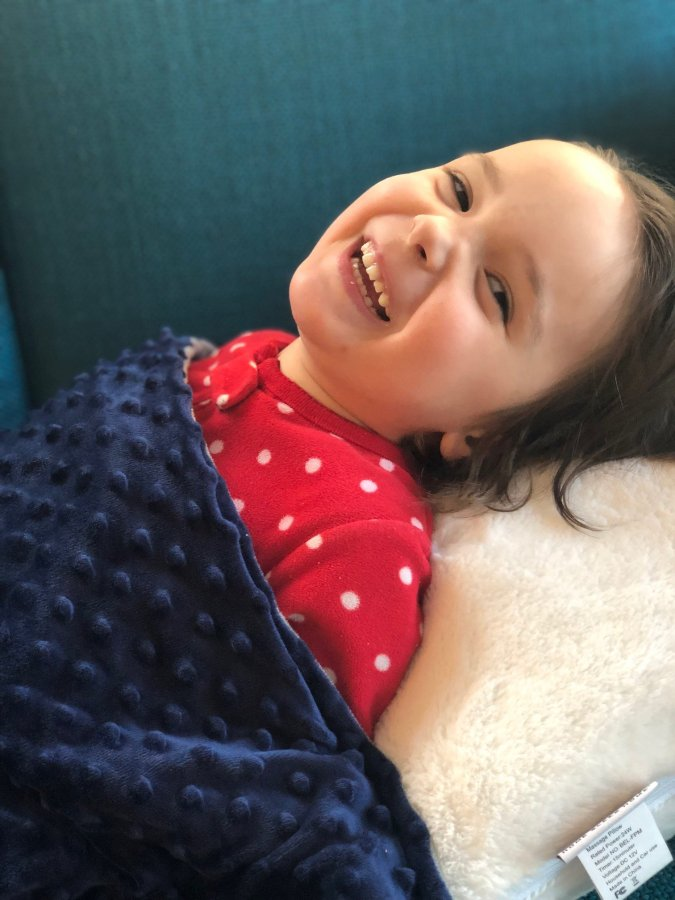 weighted blanket kd
