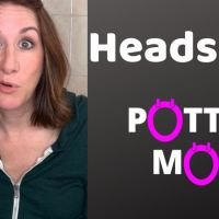 The Heads Up.. or how parents now have to inform each other when they go to the bathroom | POTTY MOUTH