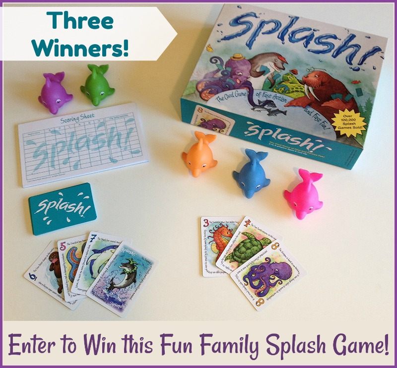 Win Splash Game