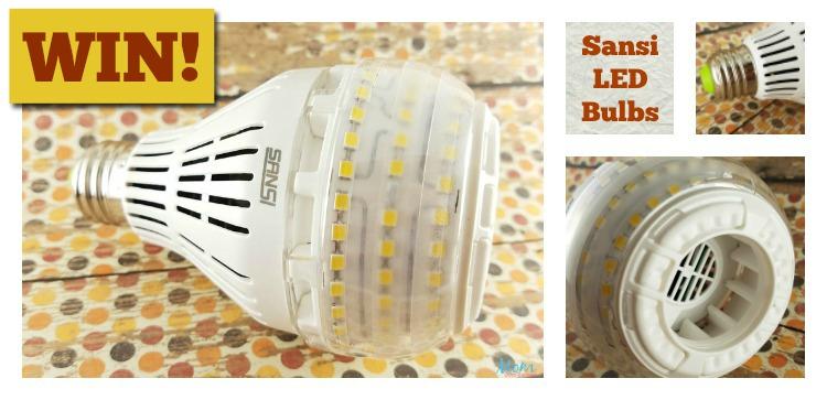 Sansi LED Bulb