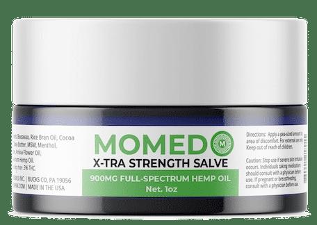 x-tra strength salve MOMED