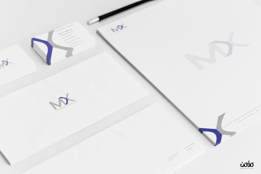 mdx it corporate identity branding momenarts