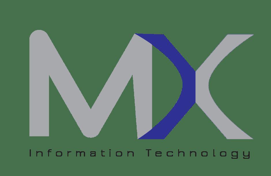 mdx it logo design momenarts