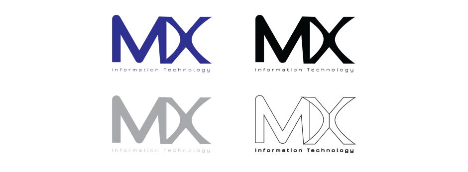 mdxit logo colors variations momenarts