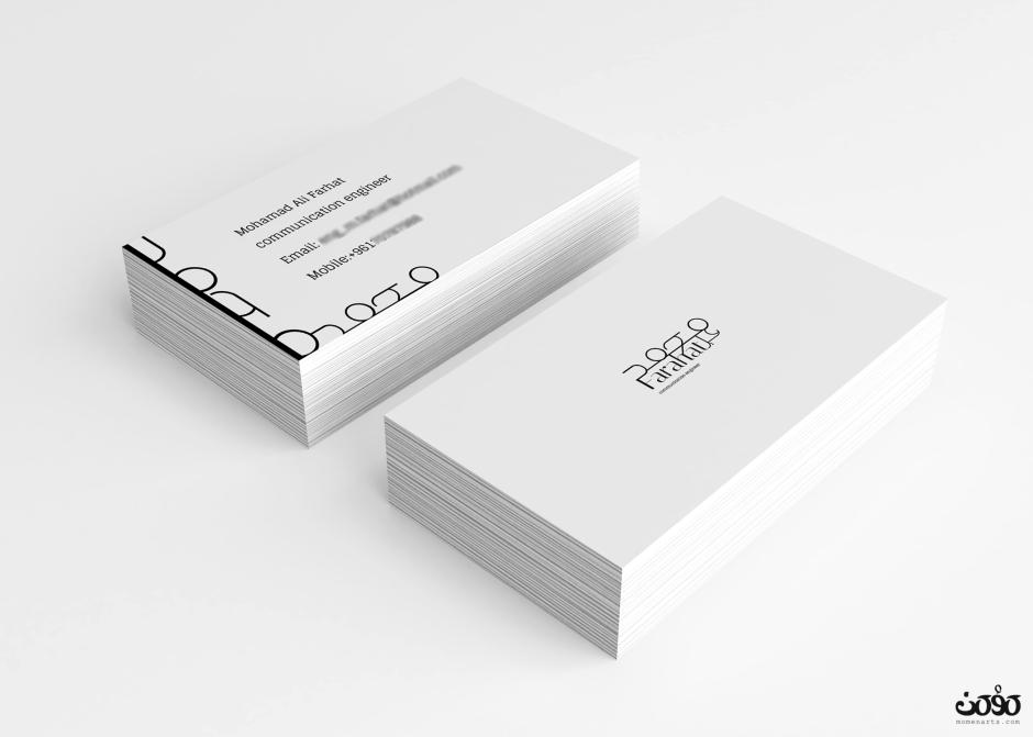 mohamad ali farhat business card momenarts