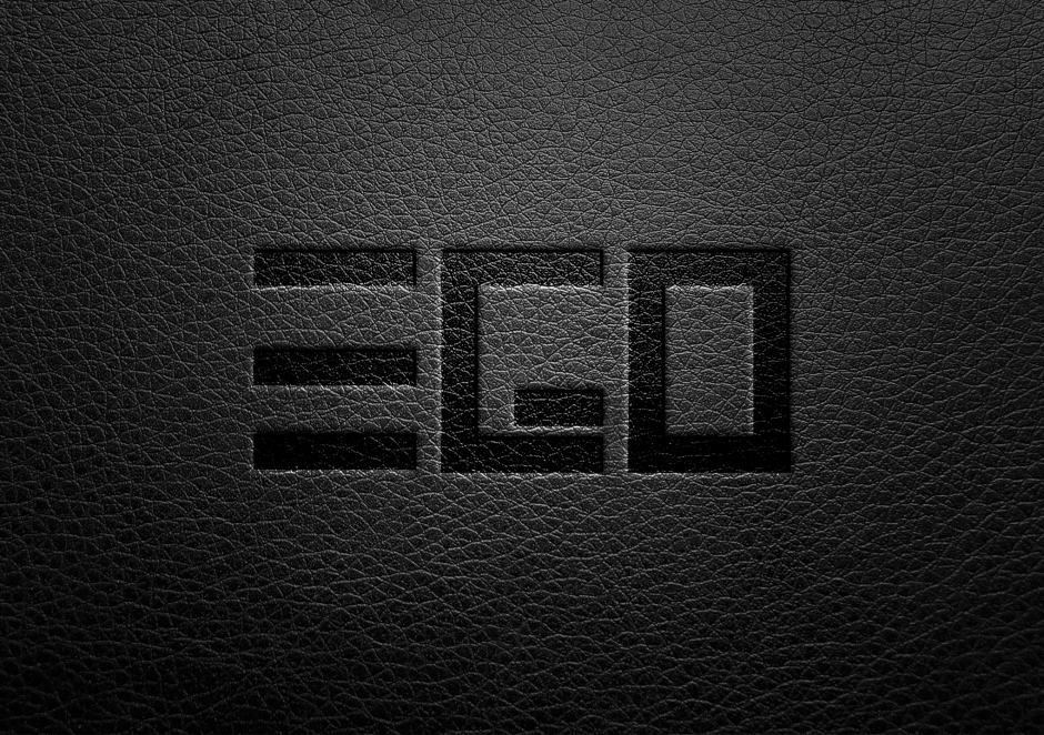ego logo luxurious leather fashion brand momenarts