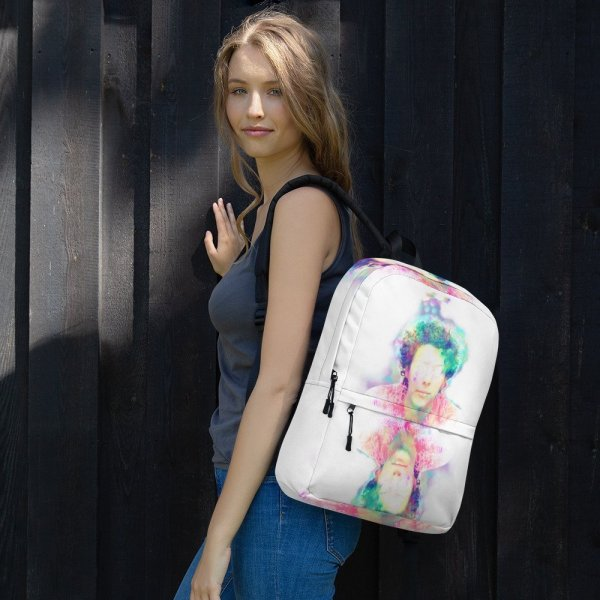 arts lover – colorful – Backpack-1