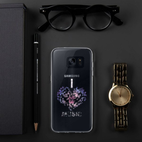 I love Music -Samsung Case-01