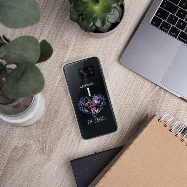 I love Music -Samsung Case-03