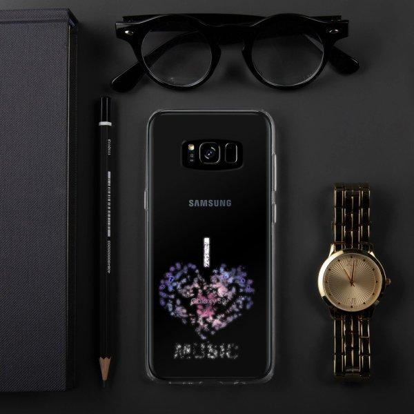 I love Music -Samsung Case-07