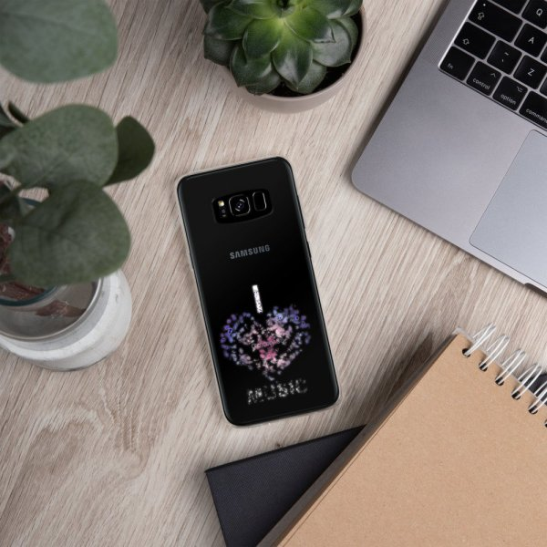 I love Music -Samsung Case-09