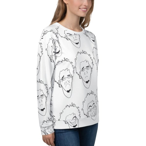 Some of Facial Expressions – Unisex Sweatshirt-momenarts-store-right