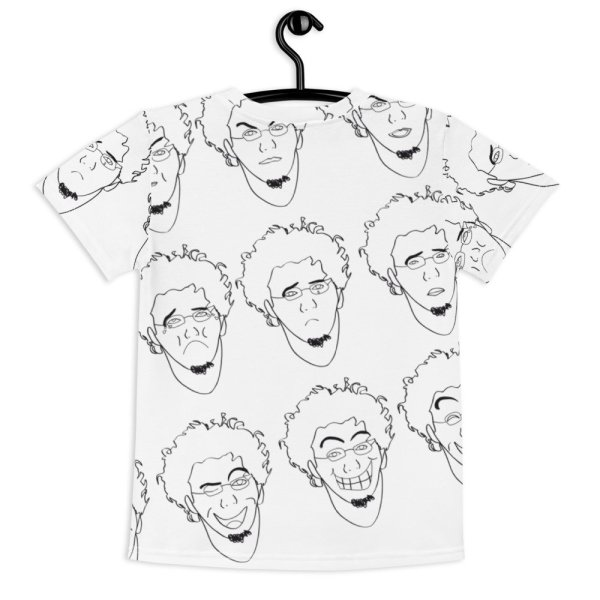 Some of Facial Expressions – Kids T-Shirt