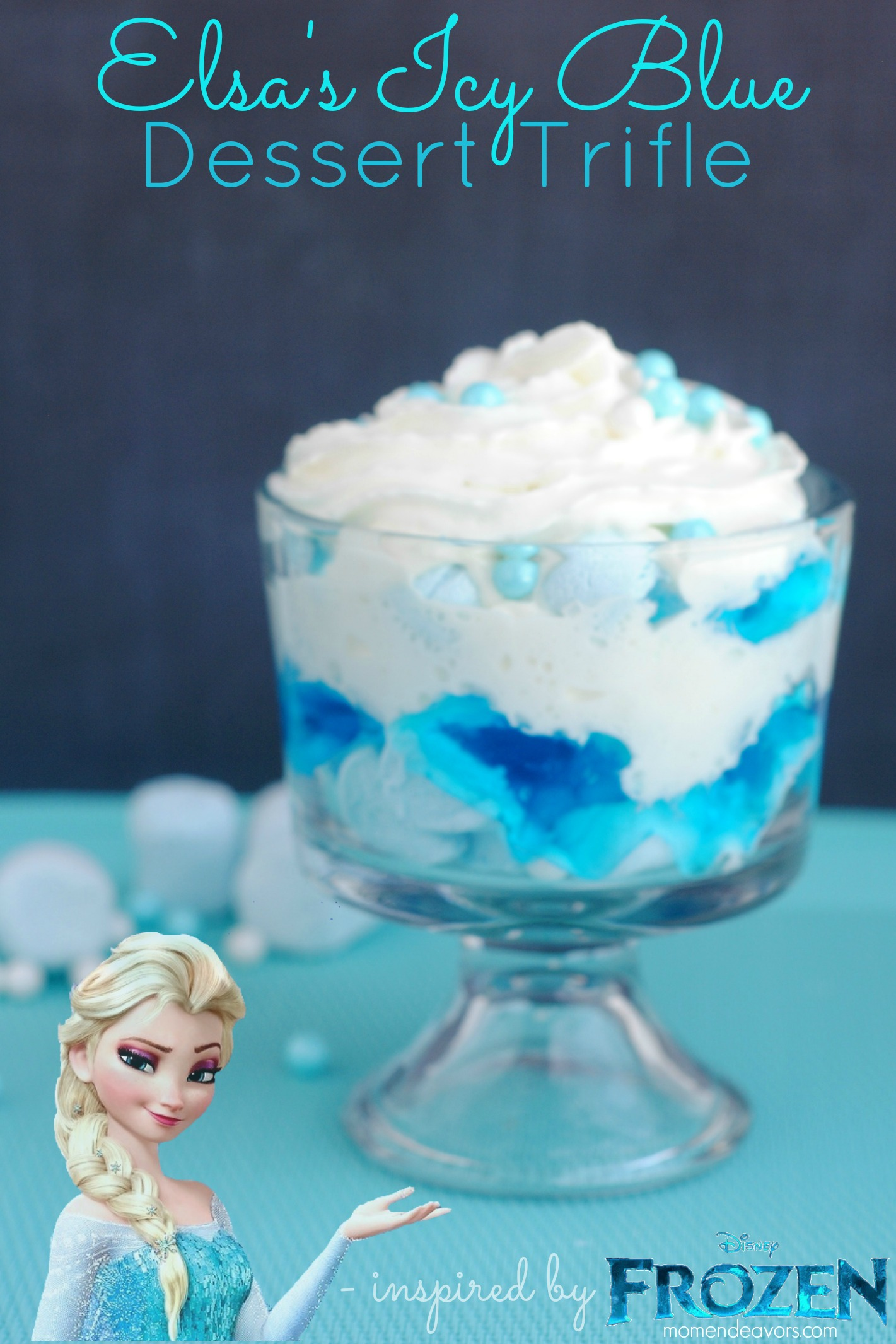 Southern Blue Celebrations Frozen Party Food Ideas